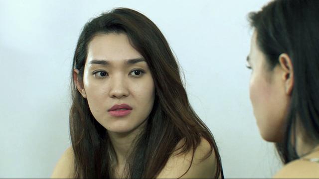 Phim Hoa cỏ may - Tập 14: Đan (Hạnh Sino) khiến mẹ Thái (Hải Anh) hết hồn vì tài nấu nướng - Ảnh 6.