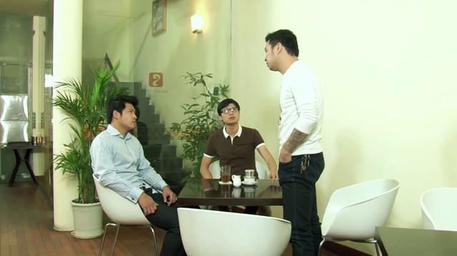 Phim Hoa cỏ may - Tập 13: Hùng (Quyết Thắng) dọa người tình không được ra mặt - Ảnh 7.