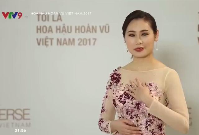 Thí sinh Hoa hậu Hoàn vũ Việt Nam 2017 lỡ miệng nói mình… 59 tuổi khi ăn tối cùng trai đẹp - Ảnh 1.