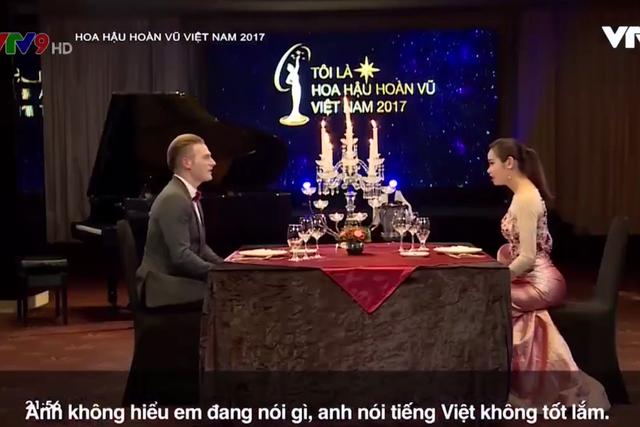 Thí sinh Hoa hậu Hoàn vũ Việt Nam 2017 lỡ miệng nói mình… 59 tuổi khi ăn tối cùng trai đẹp - Ảnh 2.