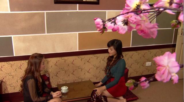 Phim Hoa hồng mua chịu - Tập 24: Phương (Thu Quỳnh) suy sụp khi công ty mất hết tài sản - Ảnh 5.