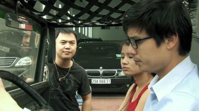Phim Hoa cỏ may - Tập 11: Thái (Hải Anh) đưa Đan (Hạnh Sino) về ra mắt gia đình - Ảnh 3.