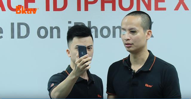 Bkav đã biết lỗ hổng của FaceID trên iPhone X kể từ buổi ra mắt - Ảnh 3.