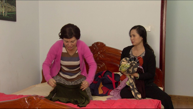 Phim Hoa hồng mua chịu - Tập 23: Phương (Thu Quỳnh) cắt đứt làm ăn với Tín (Minh Tiệp) - Ảnh 5.