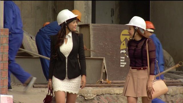 Phim Hoa hồng mua chịu - Tập 24: Phương (Thu Quỳnh) suy sụp khi công ty mất hết tài sản - Ảnh 6.