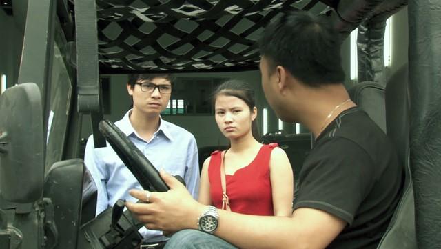 Phim Hoa cỏ may - Tập 11: Thái (Hải Anh) đưa Đan (Hạnh Sino) về ra mắt gia đình - Ảnh 2.