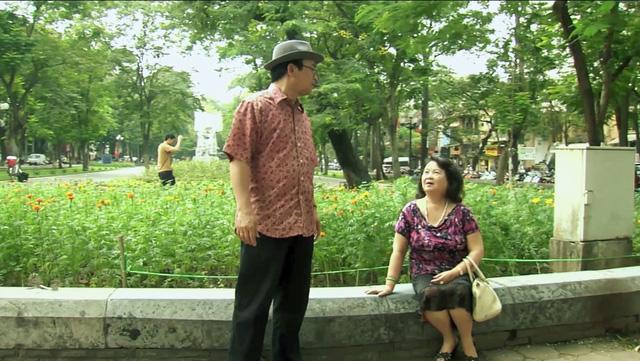 Phim Hoa cỏ may - Tập 15: Thủy (Vân Anh) dằn vặt vì tình yêu với người đàn ông lớn tuổi - ảnh 4
