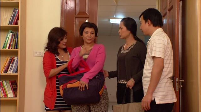 Phim Hoa hồng mua chịu - Tập 23: Phương (Thu Quỳnh) cắt đứt làm ăn với Tín (Minh Tiệp) - Ảnh 4.