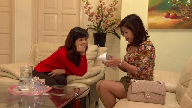 Phim Hoa hồng mua chịu - Tập 22: Tín (Minh Tiệp) ngày càng mưu mô xảo quyệt - Ảnh 2.