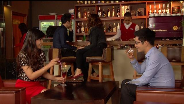 Phim Hoa hồng mua chịu - Tập 23: Phương (Thu Quỳnh) cắt đứt làm ăn với Tín (Minh Tiệp) - Ảnh 1.