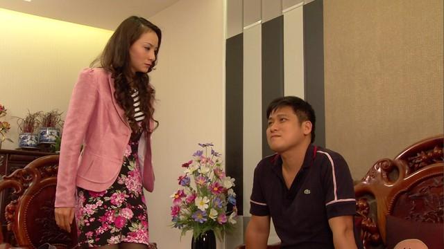 Phim Hoa hồng mua chịu - Tập 24: Phương (Thu Quỳnh) suy sụp khi công ty mất hết tài sản - Ảnh 2.