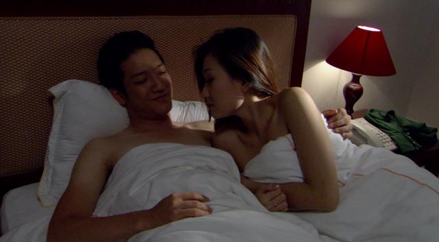 Phim Giao mùa - Tập 43: Yêu Mai (Huyền Lizzie) nhưng Hưng (Chí Nhân) lại ngủ với Hòa (Thanh Huyền) - Ảnh 6.