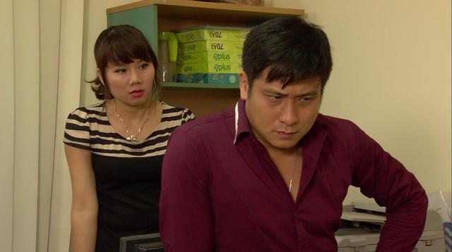 Phim Hoa hồng mua chịu - Tập 22: Tín (Minh Tiệp) ngày càng mưu mô xảo quyệt - Ảnh 4.