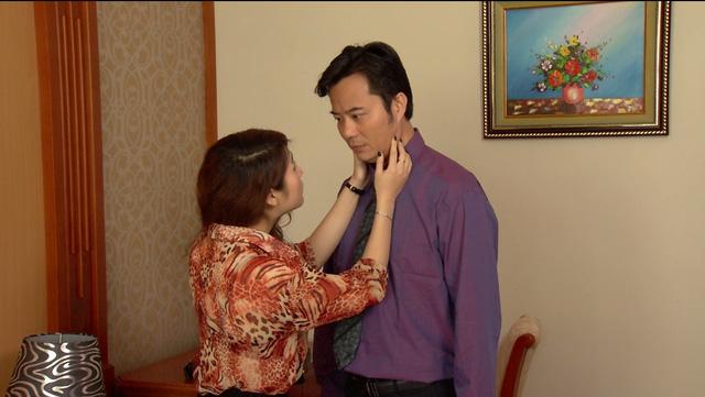 Phim Hoa hồng mua chịu - Tập 24: Phương (Thu Quỳnh) suy sụp khi công ty mất hết tài sản - Ảnh 8.