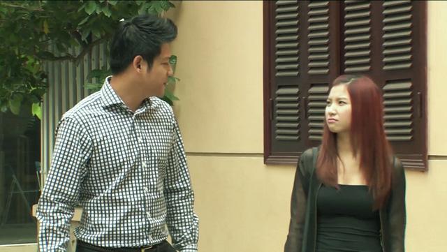 Phim Hoa cỏ may - Tập 11: Thái (Hải Anh) đưa Đan (Hạnh Sino) về ra mắt gia đình - Ảnh 6.
