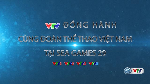 Sôi động các chương trình đồng hành cùng SEA Games 29 trên sóng VTV - Ảnh 2.