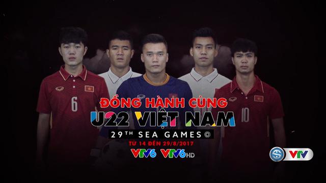 Sôi động các chương trình đồng hành cùng SEA Games 29 trên sóng VTV - Ảnh 1.