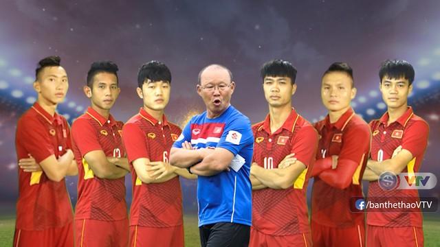CHÍNH THỨC: Đài Truyền hình Việt Nam trực tiếp vòng chung kết U23 châu Á 2018 - Ảnh 3.