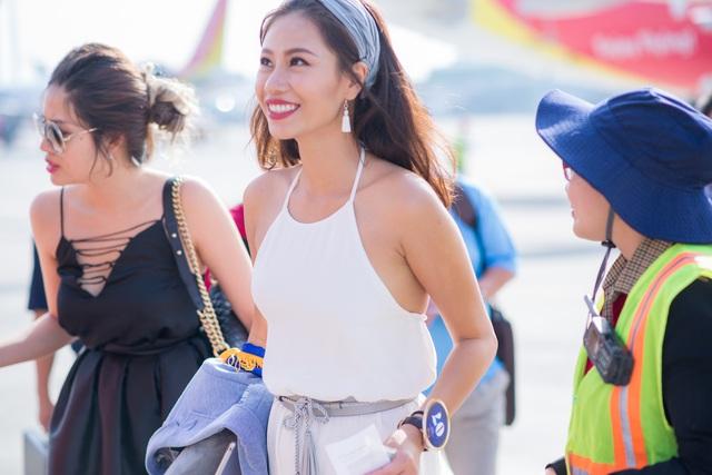 Ngắm nhan sắc của các thí sinh Hoa hậu Hữu nghị ASEAN tại Phú Yên - Ảnh 3.