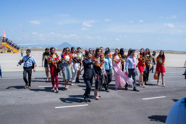 Ngắm nhan sắc của các thí sinh Hoa hậu Hữu nghị ASEAN tại Phú Yên - Ảnh 13.