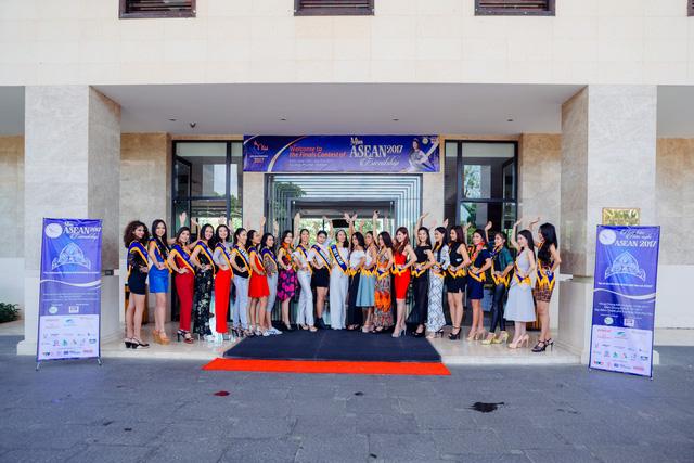 Ngắm nhan sắc của các thí sinh Hoa hậu Hữu nghị ASEAN tại Phú Yên - Ảnh 12.