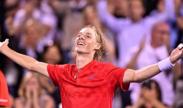 Vòng 3 Rogers Cup: Nadal thua sốc tài năng trẻ 18 tuổi - Ảnh 1.