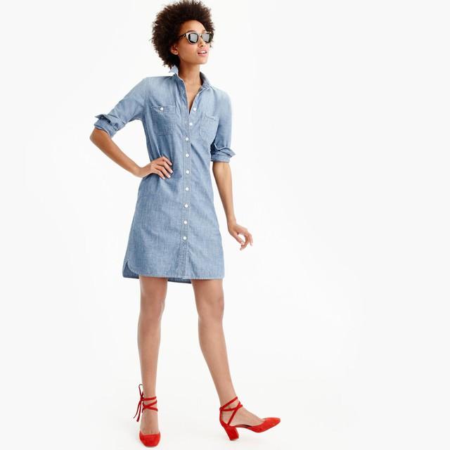 Những trang phục, phụ kiện hè không thể thiếu với cô nàng công sở - Ảnh 1.