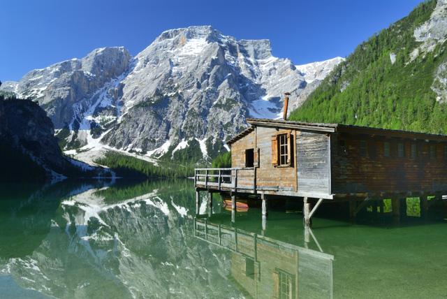 Mùa hè tuyệt đẹp trên dãy núi Alps - Ảnh 7.