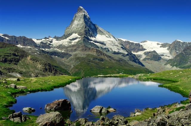 Mùa hè tuyệt đẹp trên dãy núi Alps - Ảnh 5.