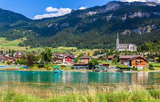 Cảnh đẹp Thụy Sĩ khiến bất cứ ai cũng phải mê mẩn - Ảnh 4.
