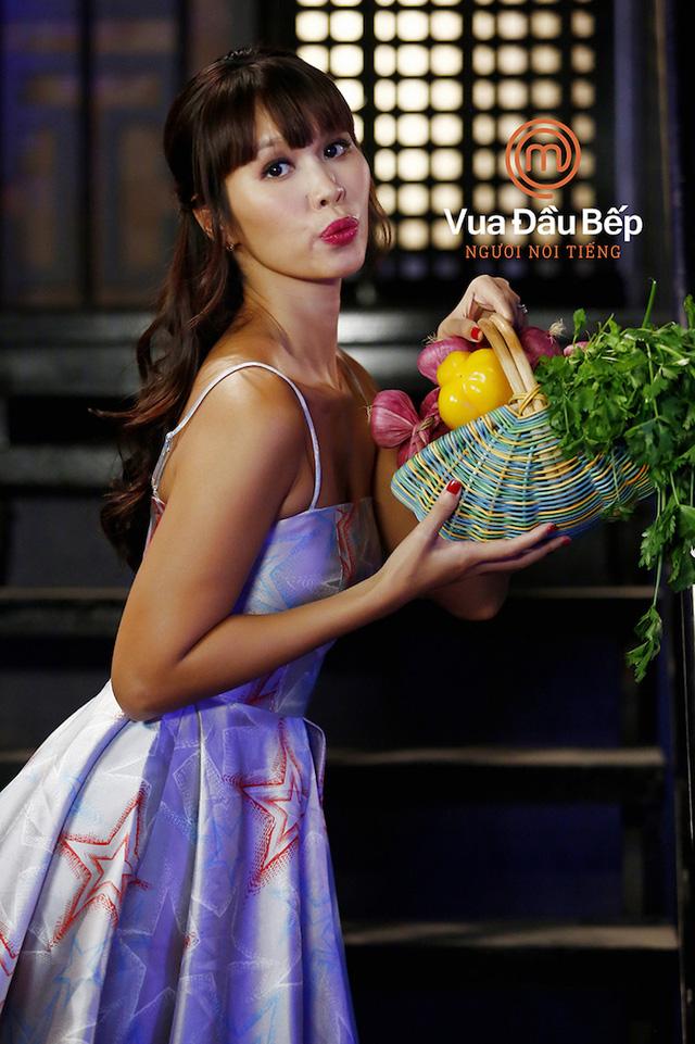 Siêu mẫu Hà Anh, diễn viên An Nguy tranh tài ở Vua đầu bếp phiên bản đặc biệt - Ảnh 3.
