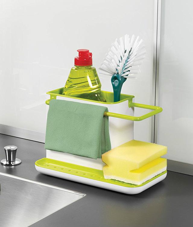 Ý tưởng độc đáo cho gian bếp nhỏ hẹp - Ảnh 10.