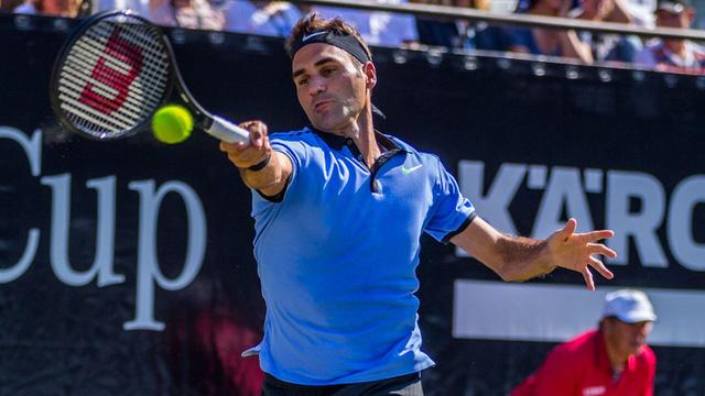 Stuttgart mở rộng 2017: Roger Federer dừng bước ở vòng 2 - Ảnh 2.