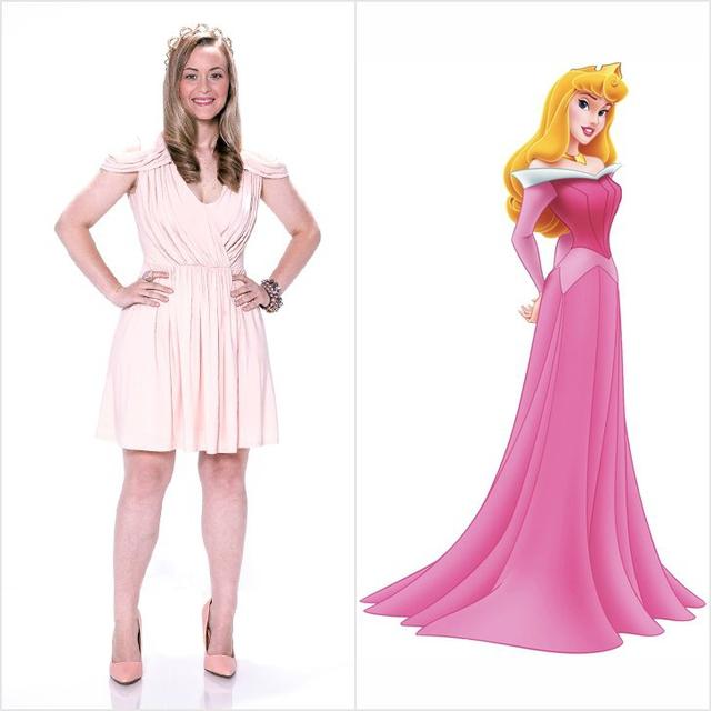 Mượn hình tượng công chúa Disney để có trang phục dạ tiệc nổi bật - Ảnh 7.