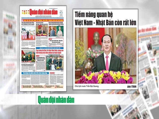 Chuyến thăm Việt Nam của Nhà vua và Hoàng hậu Nhật Bản được đưa tin đậm nét - Ảnh 3.