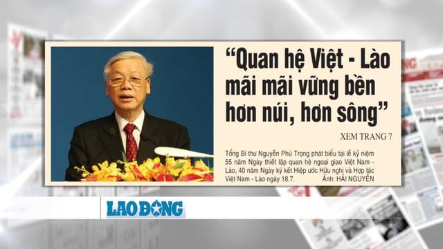 Chặng đường lịch sử trong quan hệ Việt – Lào - Ảnh 2.