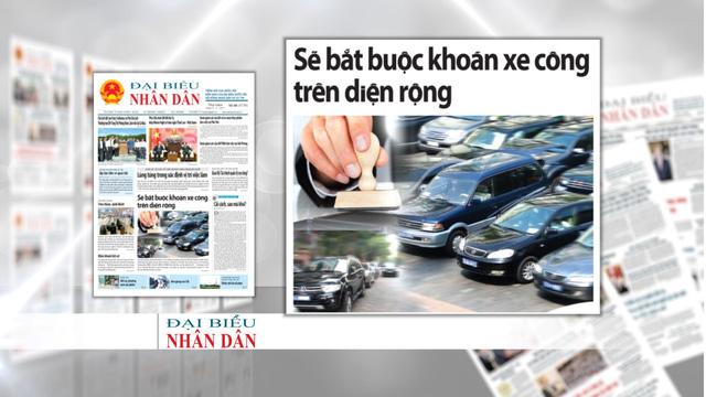 Khoán xe công, ngân sách tiết kiệm 3.400 tỉ đồng/năm - Ảnh 2.