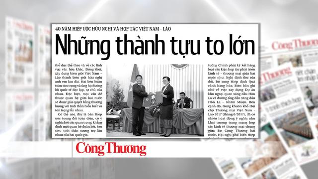 Chặng đường lịch sử trong quan hệ Việt – Lào - Ảnh 3.