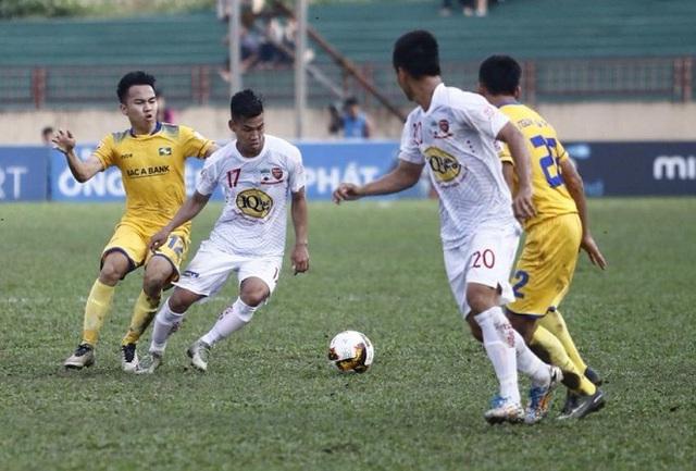 Lịch thi đấu & trực tiếp vòng 21 giải VĐQG V.League 2017: Chung kết sớm FLC Thanh Hóa - CLB Hà Nội - Ảnh 3.