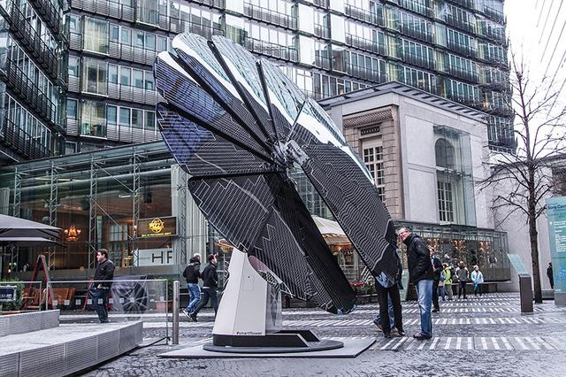 Hệ thống thu năng lượng mặt trời thông minh tại Philippines - Ảnh 1.