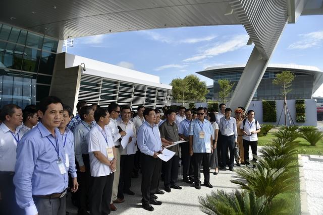 PTT Phạm Bình Minh chủ trì sơ duyệt các hoạt động của APEC 2017 - Ảnh 7.