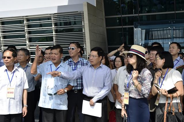 PTT Phạm Bình Minh chủ trì sơ duyệt các hoạt động của APEC 2017 - Ảnh 6.