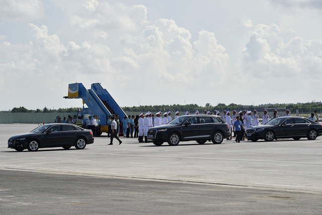 PTT Phạm Bình Minh chủ trì sơ duyệt các hoạt động của APEC 2017 - Ảnh 2.