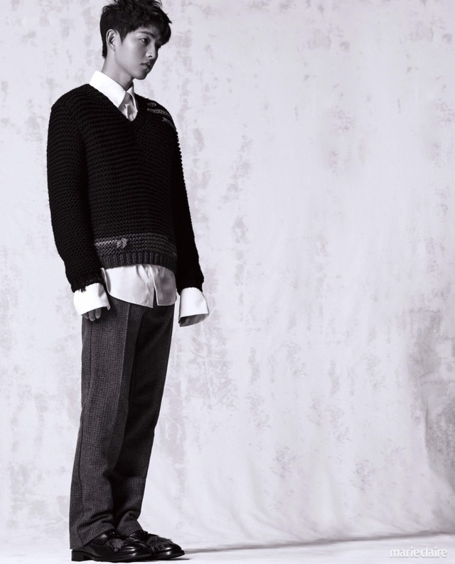 Chồng chưa cưới của Song Hye Kyo trông như một cậu nhóc - Ảnh 9.