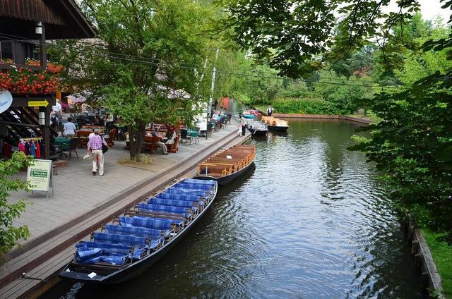 Lạc bước tới Spreewald - Venice của nước Đức - ảnh 10