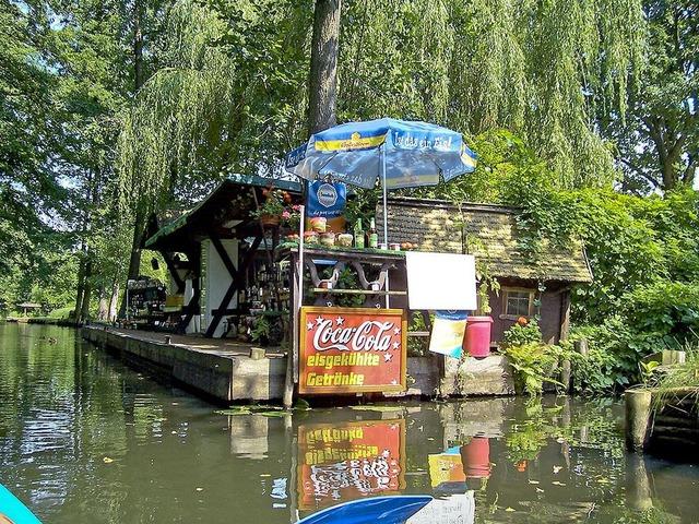 Lạc bước tới Spreewald - Venice của nước Đức - ảnh 4