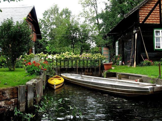 Lạc bước tới Spreewald - Venice của nước Đức - ảnh 2