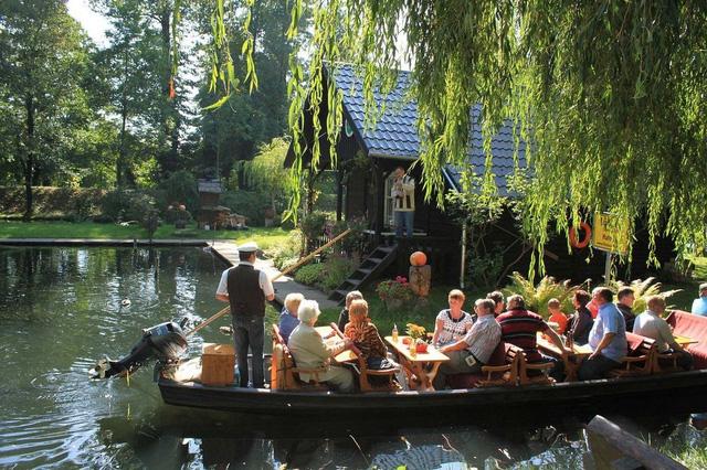 Lạc bước tới Spreewald - Venice của nước Đức - ảnh 5