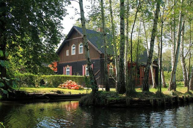 Lạc bước tới Spreewald - Venice của nước Đức - ảnh 6