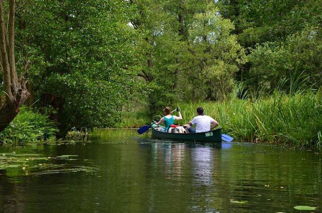 Lạc bước tới Spreewald - Venice của nước Đức - ảnh 7